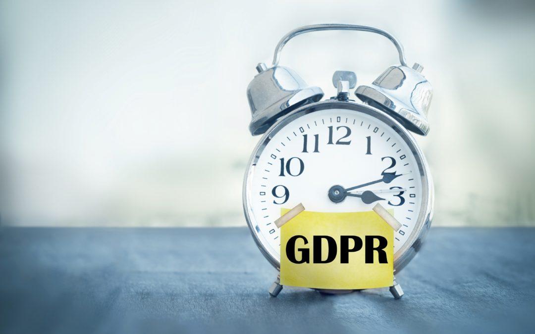 GDPR – RGPD : mise en pratique