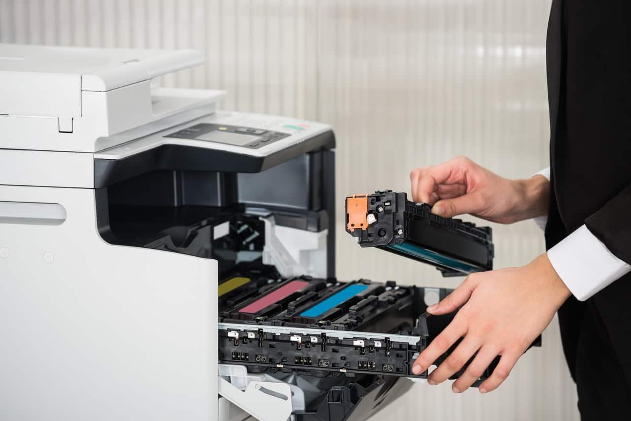 imprimante jet d'encre ou laser